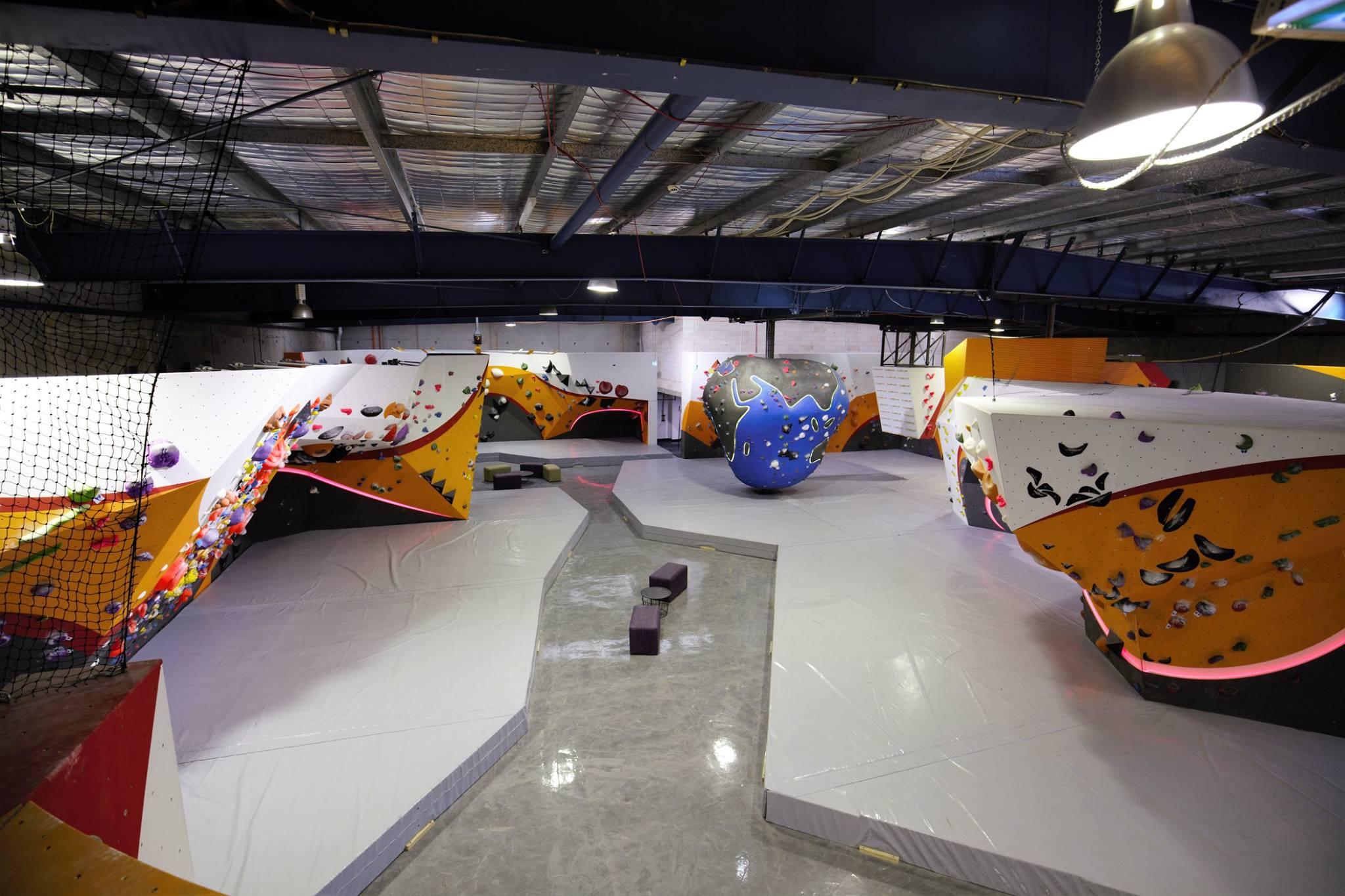 Nomad Boulder Gym